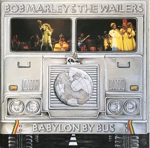 Bob Marley & The Wailers<br>Babylon By Bus<br>CD, RE, RM